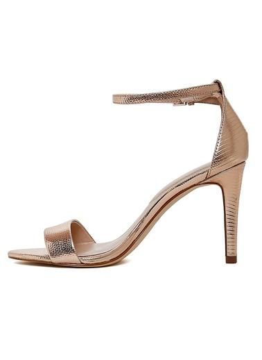Bilekten Bağlamalı İnce Topuklu Ayakkabı-Aldo